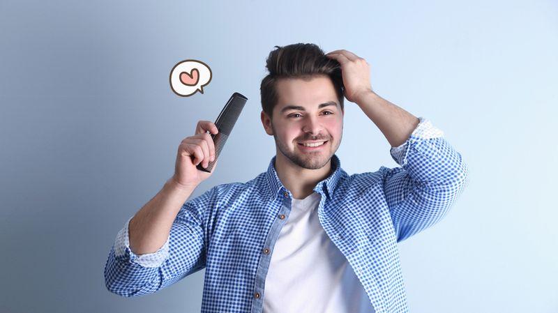 15 Model Rambut Pria yang Akan Bisa Jadi Tren di 2021! | Orami