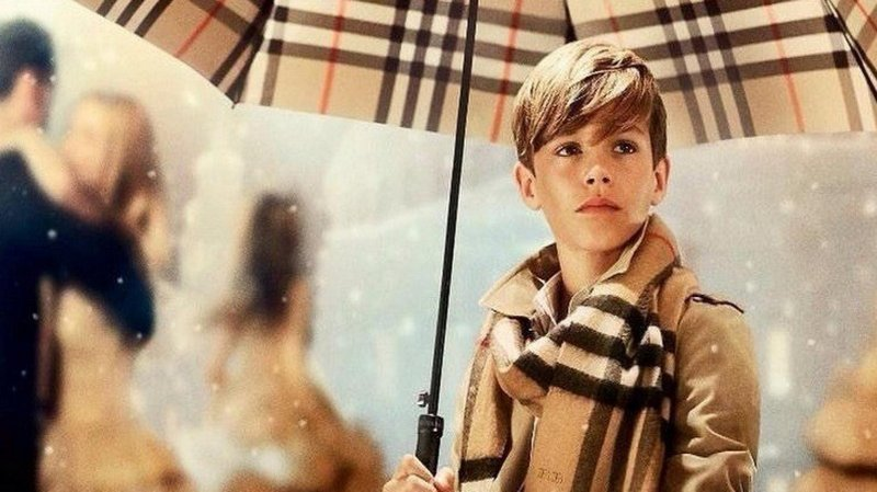 model romeo beckham
