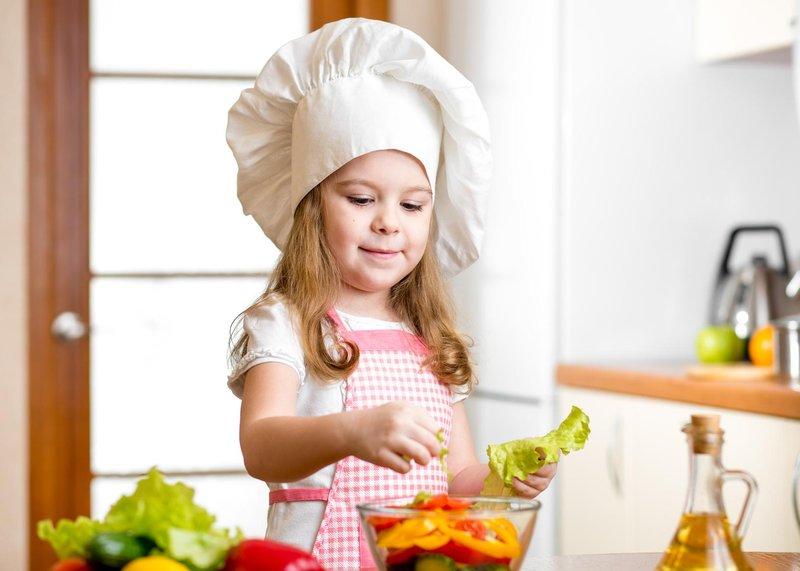 mom, ini porsi ideal sayur dan buah untuk balita 1