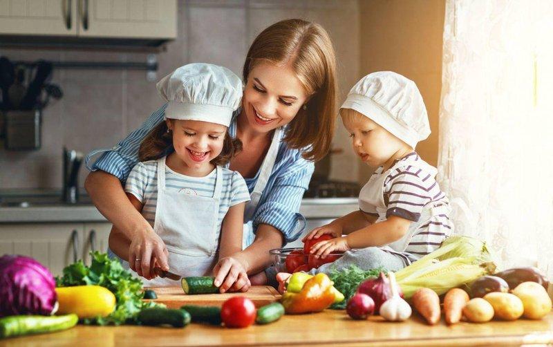 mom, ini porsi ideal sayur dan buah untuk balita 3