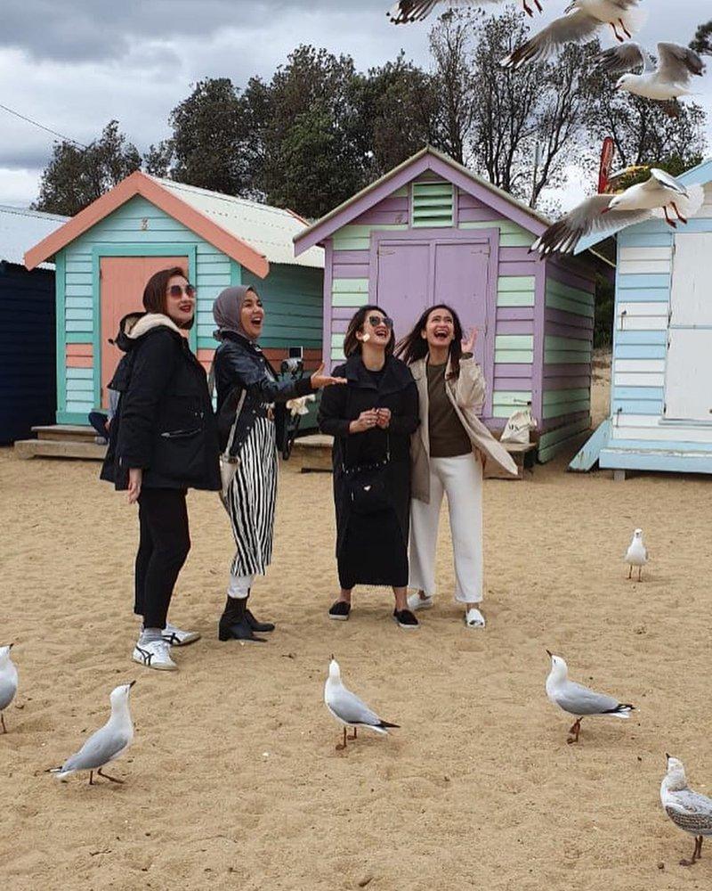 Serunya Liburan Mom Sweet Moms ke Australia Bersama Para Suami!