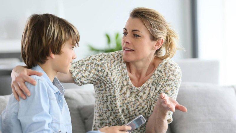 moms, begini cara mengajarkan anak bersikap tegas 1