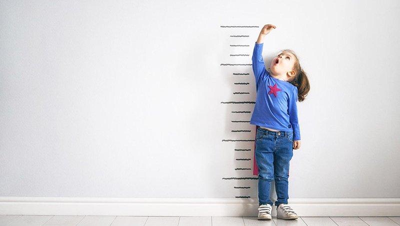 tinggi badan anak