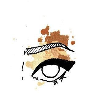 mono eye lids