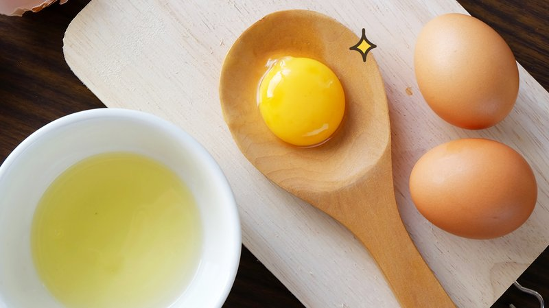 Telur dan Minyak Zaitun