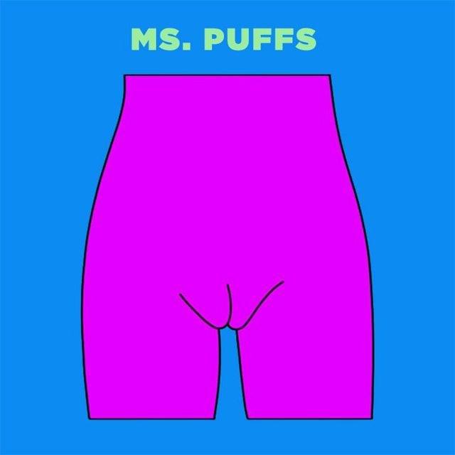 ms puffs vagina illustration