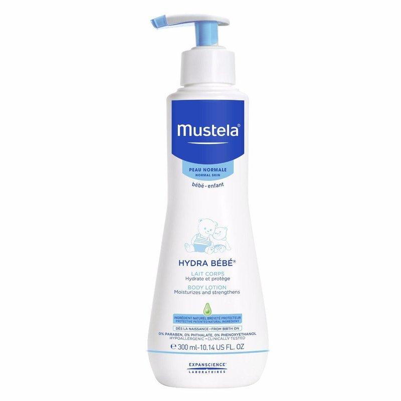 mustela hydra bebe body lotion 300ml