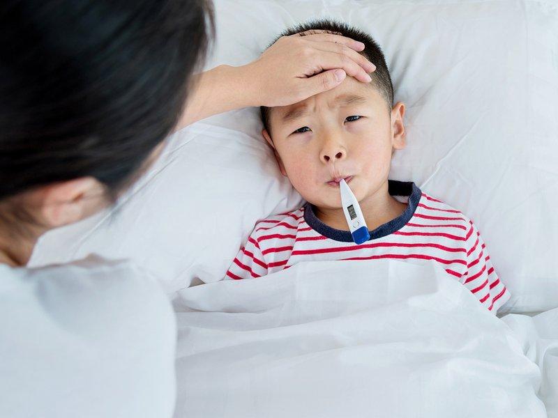 penyebab sariawan anak