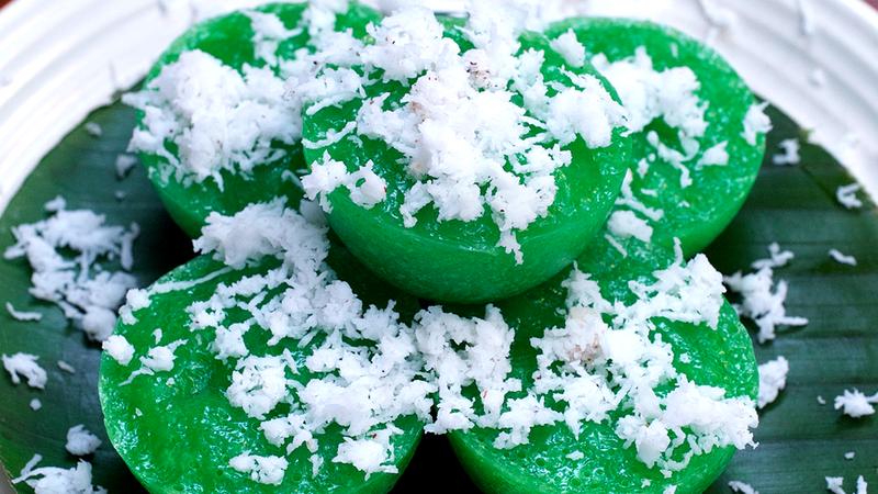 makanan khas Palembang-kue lumpang