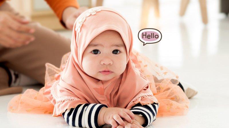 37 Rangkaian Nama Bayi Perempuan Islami yang Cantik, 4 Kata, Masya Allah Cantiknya!