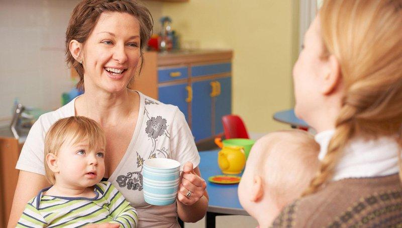 nanny adalah partner mama, jadi perhatikan 5 hal ini! 5