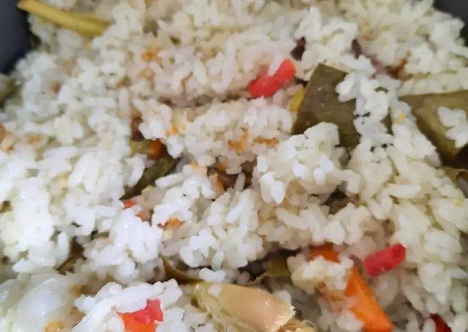 nasi-liwet-fiber-creme-simple-dengan-magic-com