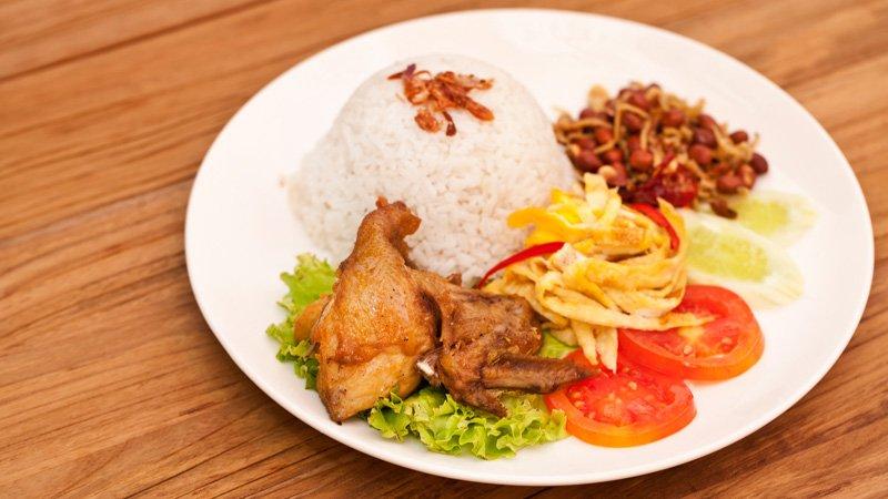 resep nasi uduk sederhana