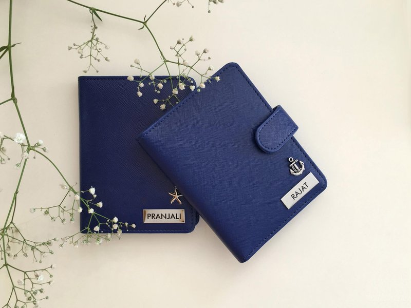 navy passport holder