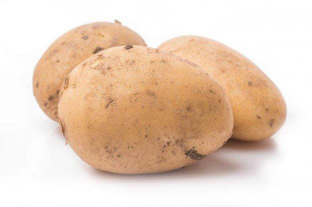 Persiapkan bibit kentang berkualitas
