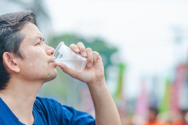 Dehidrasi dapat menyebabkan malas makan