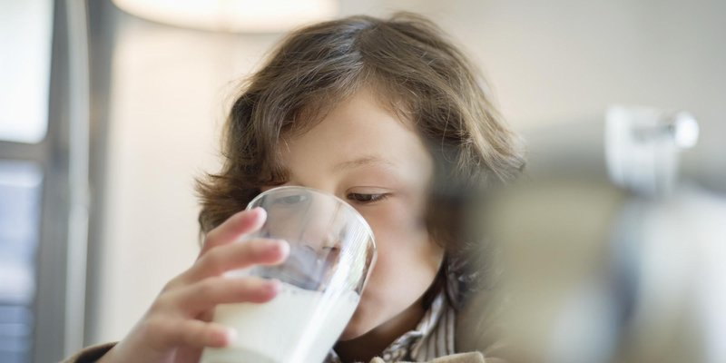 o child drinking milk facebook