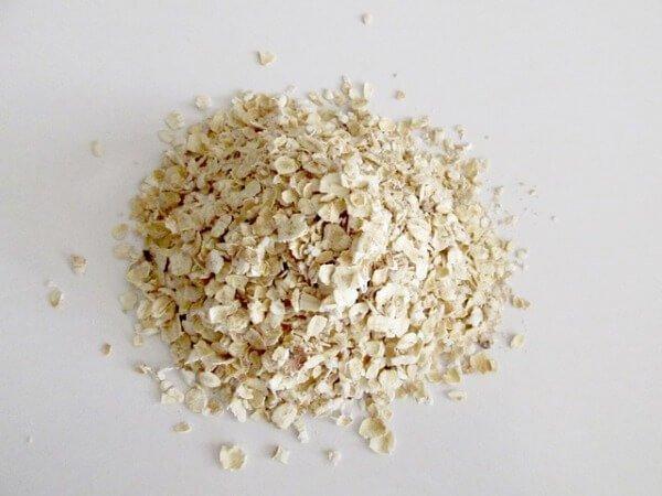oat untuk makanan bayi