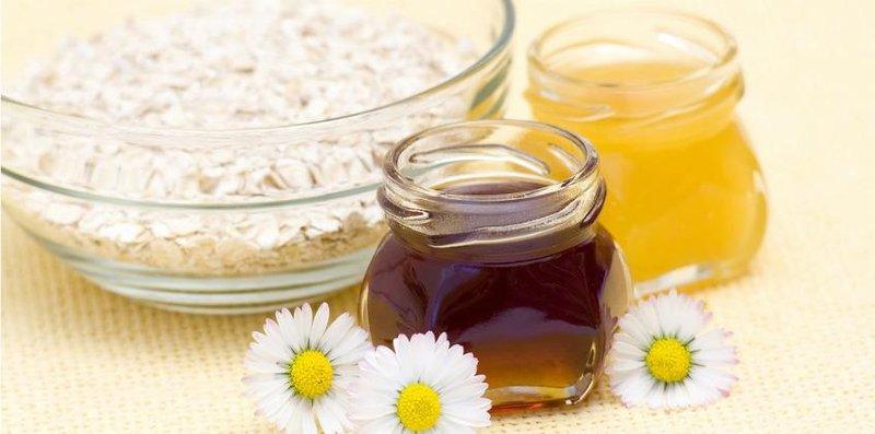 oat dan madu