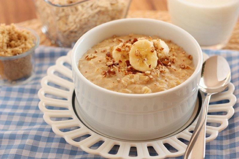 oat, oatmeal, sarapan ibu menyusui