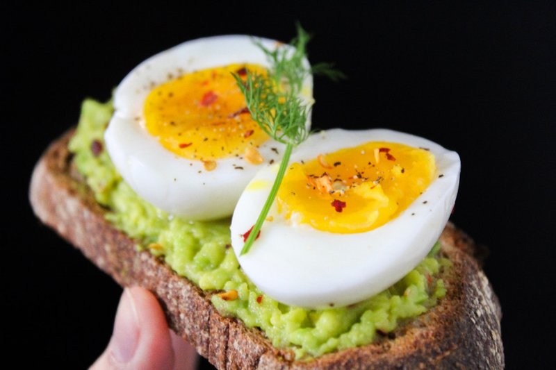 Telur Utuh