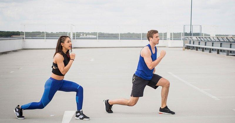 olahraga ringan #dirumahaja