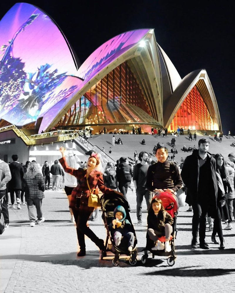 wisata keluarga di Australia
