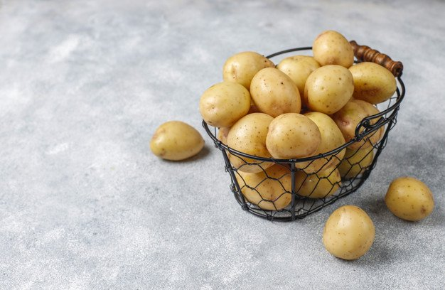 Tempat yang cocok untuk menanam kentang