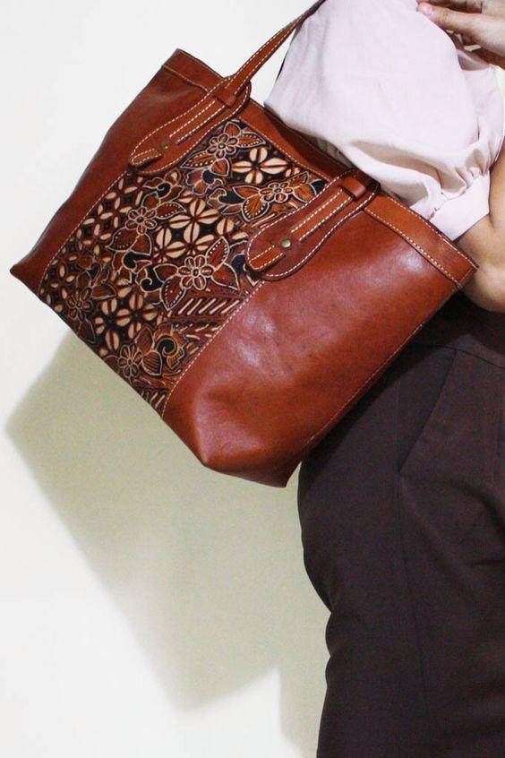 outfit batik 1