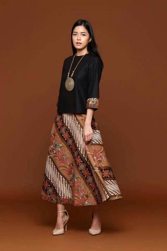 outfit batik 7