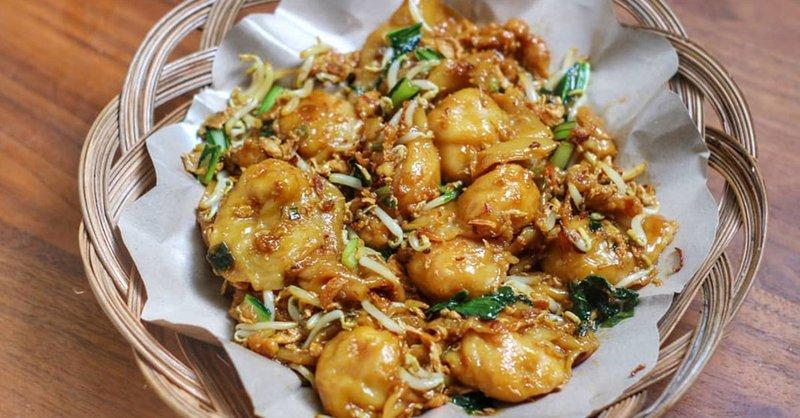 resep pangsit goreng viral