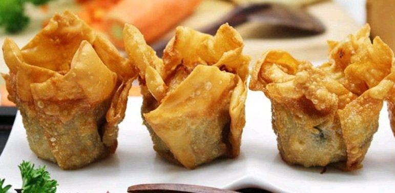 resep pangsit goreng siomay