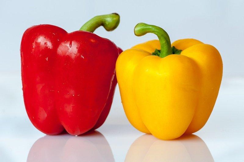 bisa dijadikan berbagai olahan, paprika juga merupakan sayuran untuk program hamil