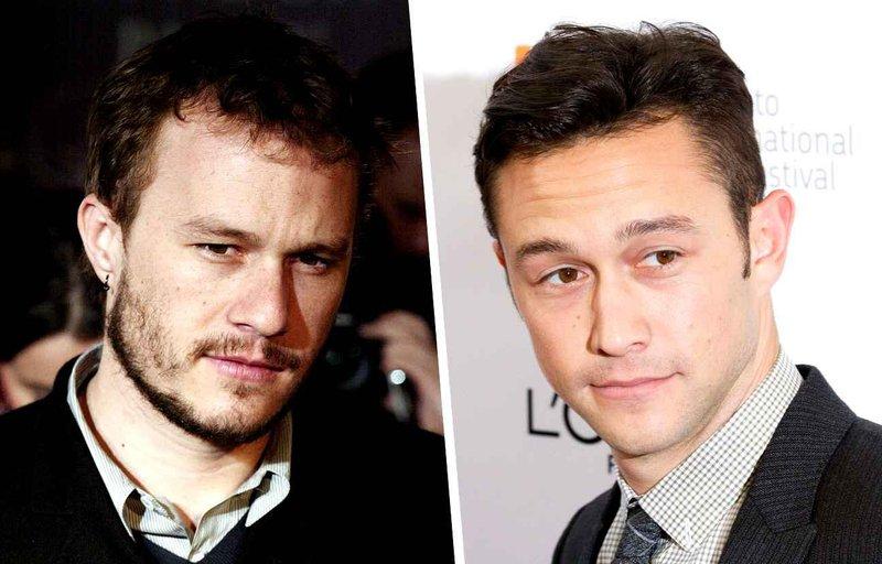 para seleb hollywood ini mirip tapi tak kembar joseph gordon levitt dan heat ledger, 20minutes.fr