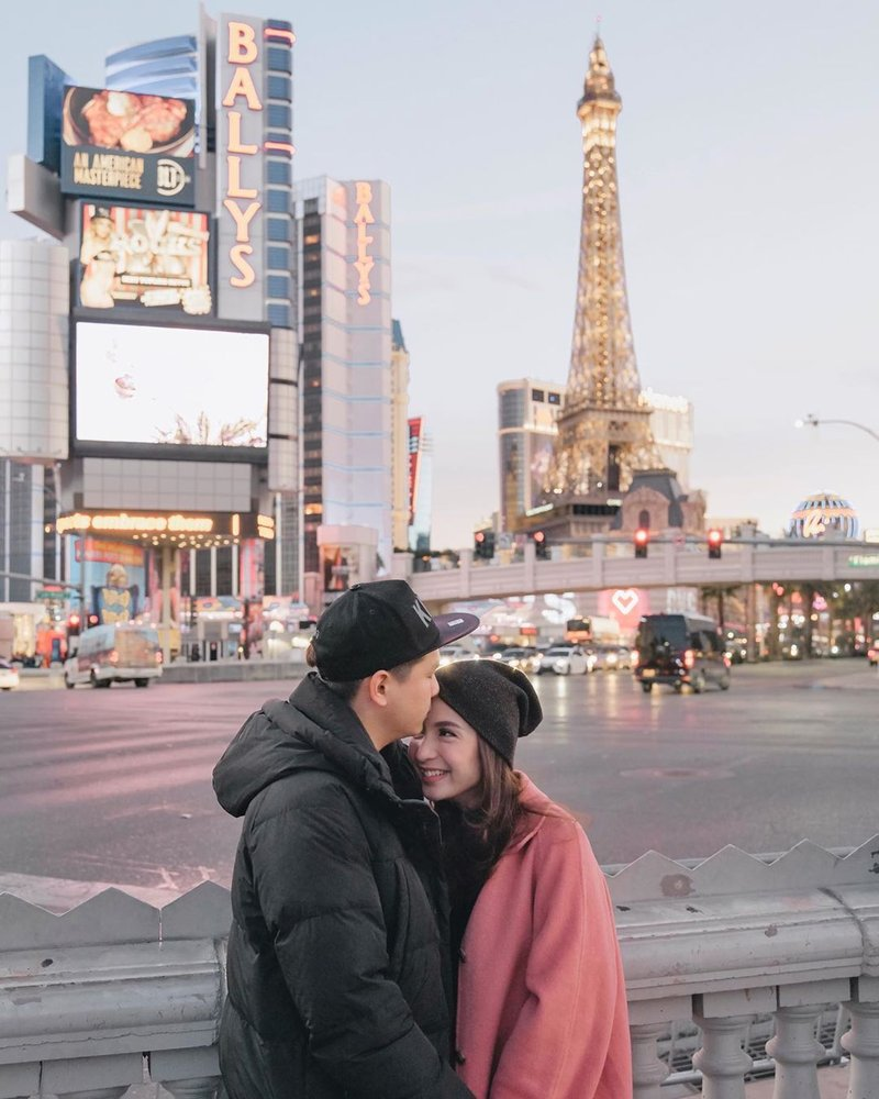 pasangan artis paling romantis-glenn chelsea.jpg