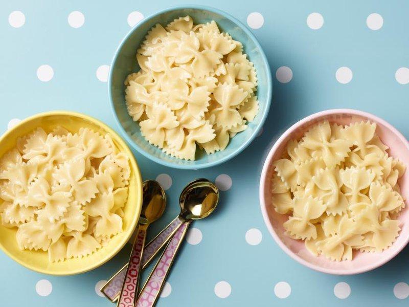 pasta merupakan karbohidrat olahan yang bisa menyebabkan inflamasi