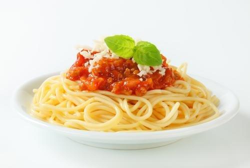 pasta spageti