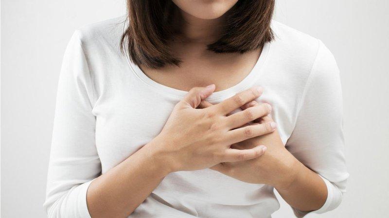 payudara nyeri dan bengkak