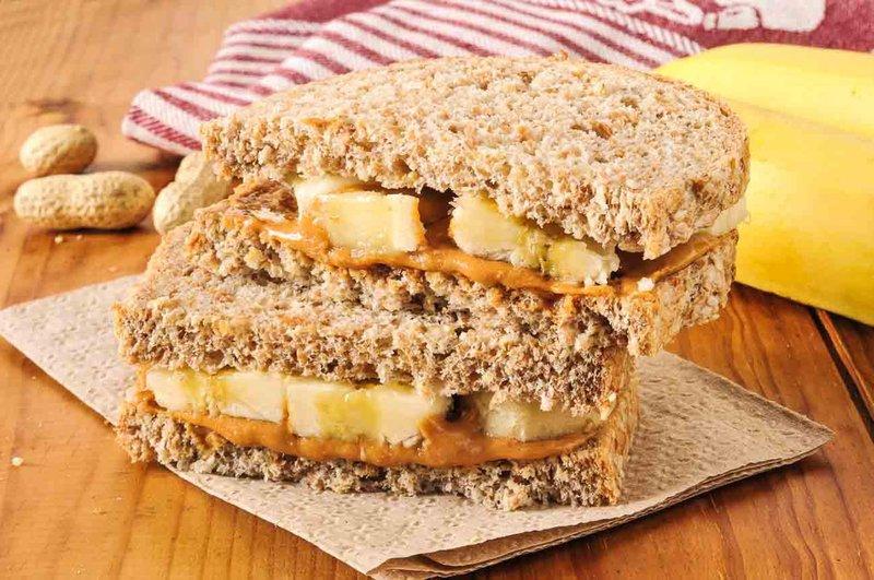 peanut butter banana sandwich recipe 1