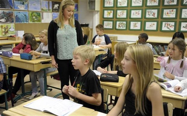 pelajar di finlandia
