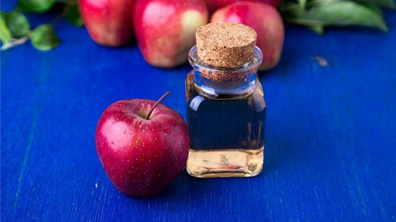 pemutih gigi cuka apel