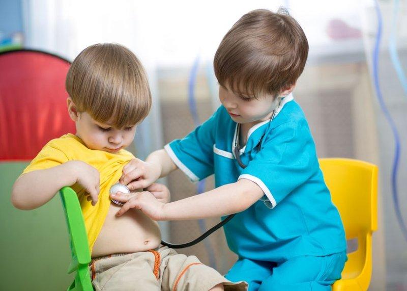 menjaga kesehatan pencernaan anak