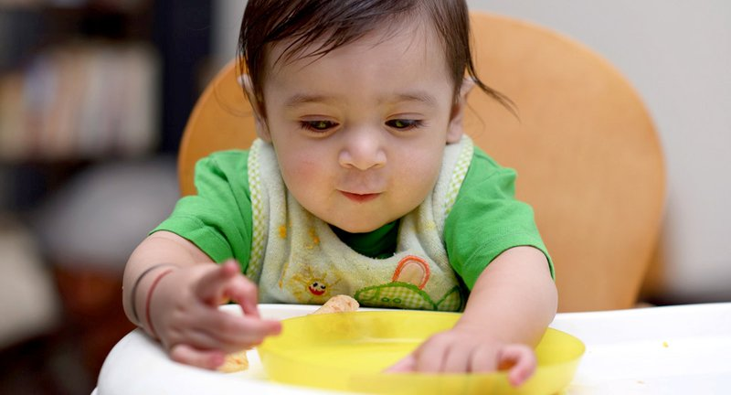 Makanan bayi 10 bulan, Foto: Orami Photo Stock