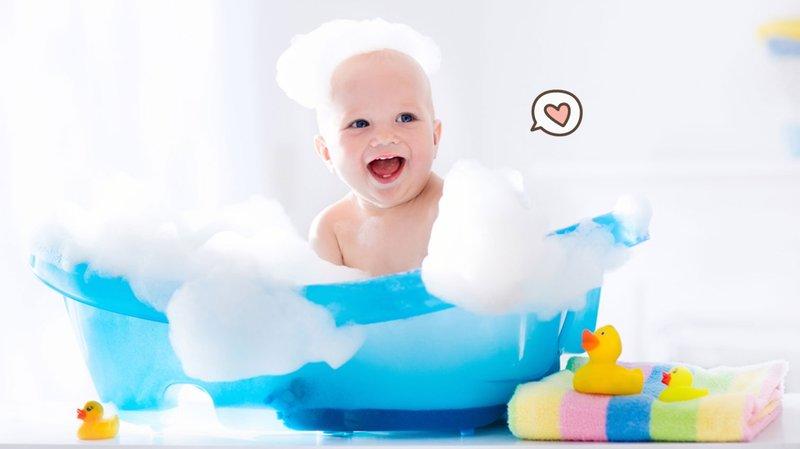 Cara mengatasi bintik merah pada bayi, catat ya Moms!