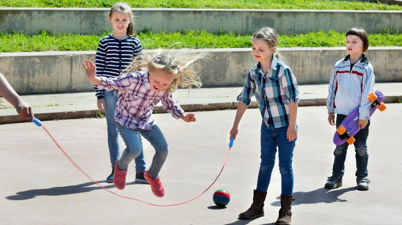 permainan tradisional lompat tali