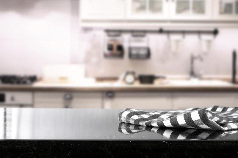permukaan dapur