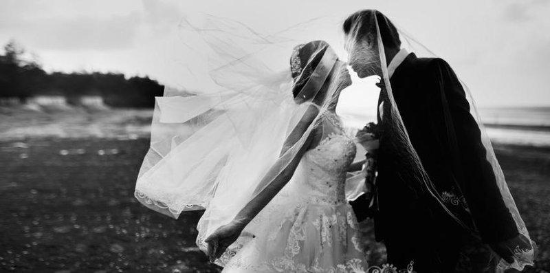 pernikahan leo