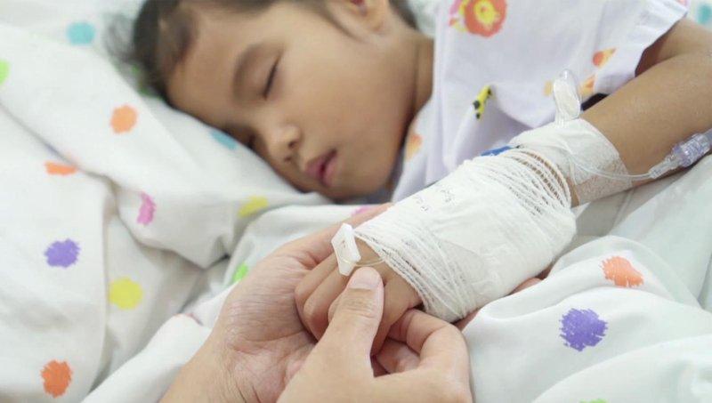 pertolongan pertama luka bakar pada balita 5