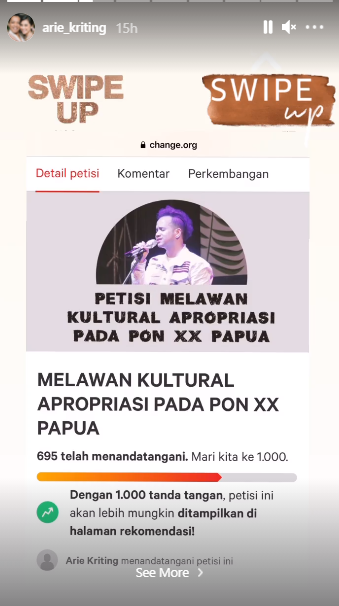 petisi nagita slavina menjadi ikon PON XX Papua.png