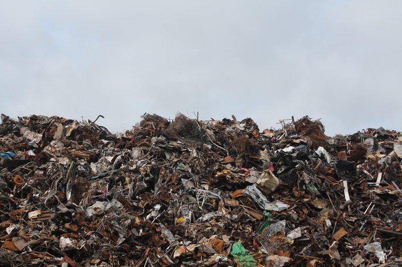 pencemaran tanah tanda lingkungan tidak sehat